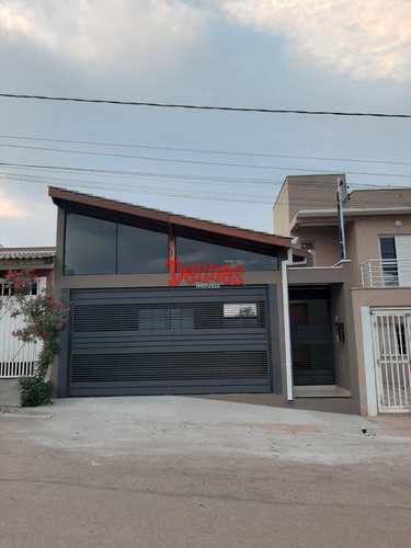 Casa, código 445 em Bragança Paulista, bairro Residencial Quinta dos Vinhedos