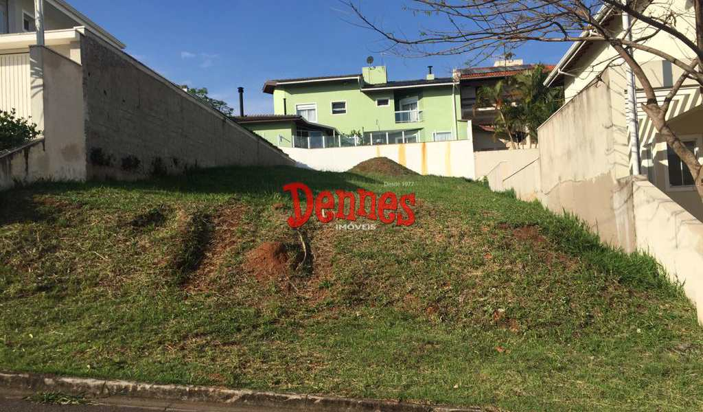 Terreno de Condomínio em Bragança Paulista, bairro Residencial Euroville