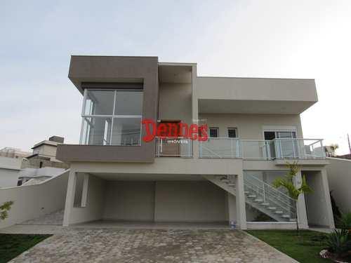 Casa de Condomínio, código 458 em Bragança Paulista, bairro Condomínio Villa Real de Bragança