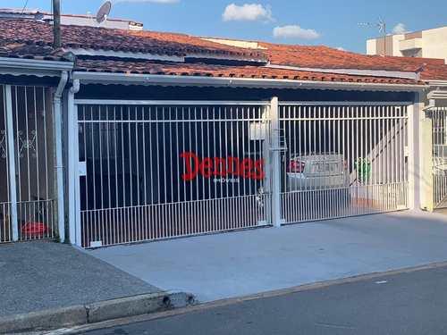 Casa, código 463 em Bragança Paulista, bairro Jardim São José