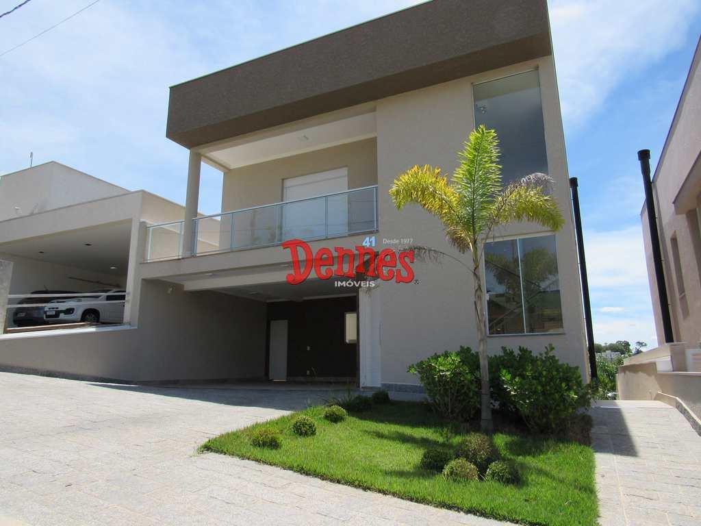 Casa de Condomínio em Bragança Paulista, no bairro Condomínio Vale das Águas