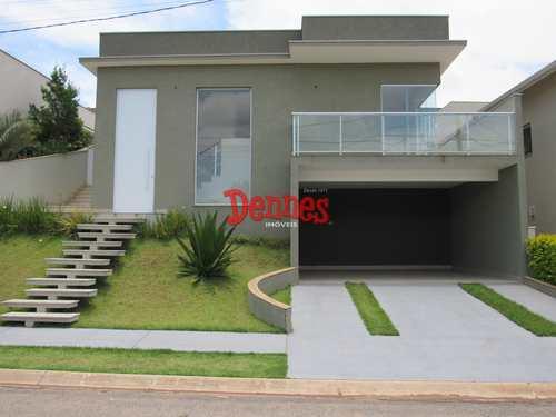 Casa de Condomínio, código 501 em Bragança Paulista, bairro Residencial Floresta São Vicente