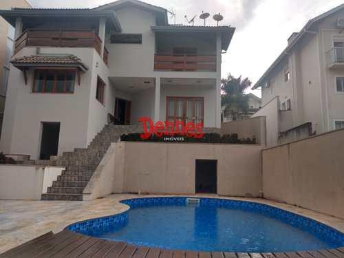 Casa de Condomínio, código 505 em Bragança Paulista, bairro Residencial Colinas de São Francisco