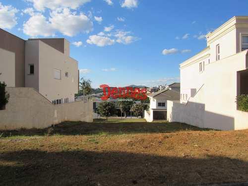Terreno de Condomínio, código 525 em Bragança Paulista, bairro Condomínio Portal de Bragança