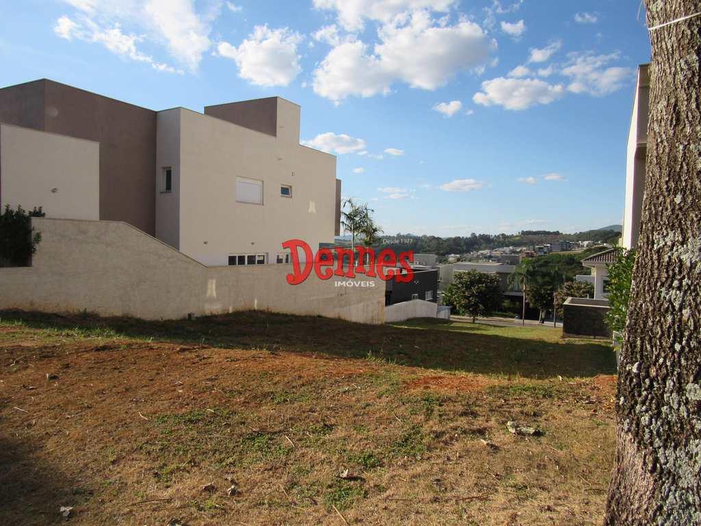 Terreno de Condomínio em Bragança Paulista, no bairro Condomínio Portal de Bragança