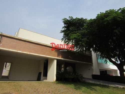 Casa de Condomínio, código 528 em Bragança Paulista, bairro Residencial Euroville