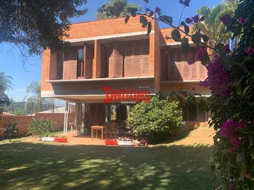 Casa, código 533 em Bragança Paulista, bairro Jardim América