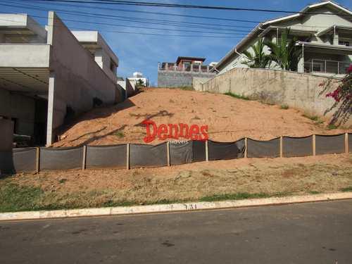Terreno de Condomínio, código 544 em Bragança Paulista, bairro Residencial Colinas de São Francisco