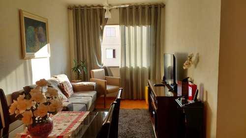 Apartamento, código 2040 em São Bernardo do Campo, bairro Santa Terezinha