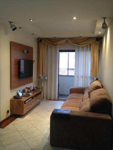 Apartamento, código 1821 em São Bernardo do Campo, bairro Centro