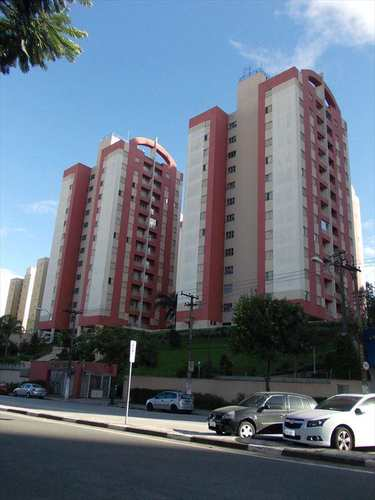 Apartamento, código 1672 em São Bernardo do Campo, bairro Baeta Neves