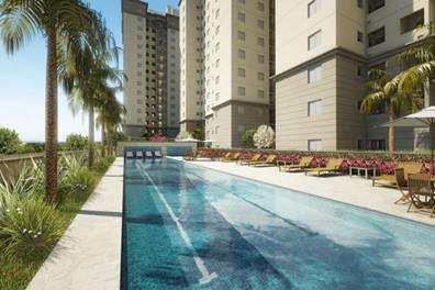 Apartamento, código 2100 em São Bernardo do Campo, bairro Planalto