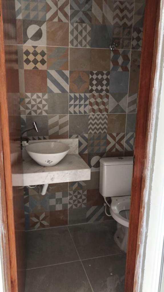 Sobrado em Itanhaém, no bairro Vila São Paulo
