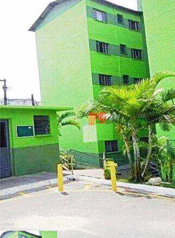 Apartamento, código 2202 em São Bernardo do Campo, bairro Baeta Neves