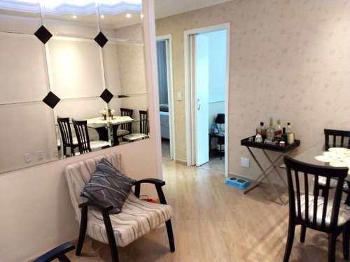 Apartamento, código 2227 em São Bernardo do Campo, bairro Jordanópolis
