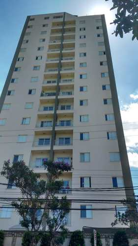 Apartamento, código 2250 em São Bernardo do Campo, bairro Assunção