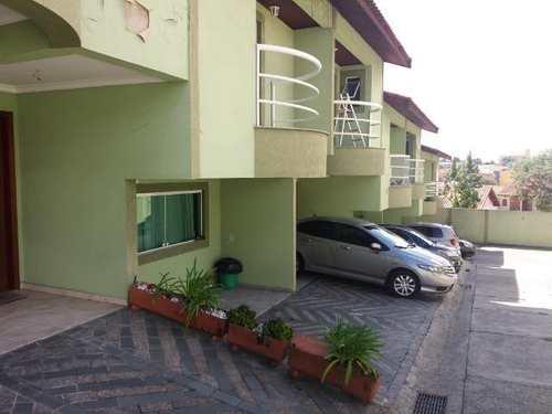 Sobrado de Condomínio, código 2272 em São Bernardo do Campo, bairro dos Casa