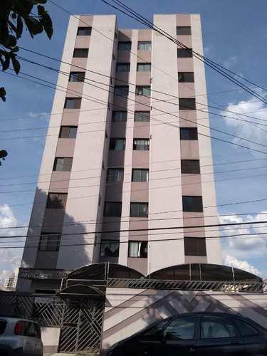 Apartamento, código 2299 em São Bernardo do Campo, bairro Baeta Neves