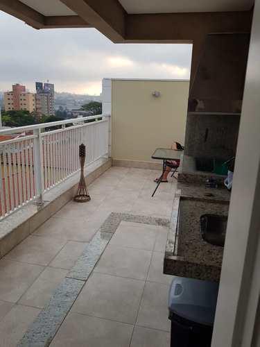 Cobertura, código 2322 em São Bernardo do Campo, bairro Rudge Ramos