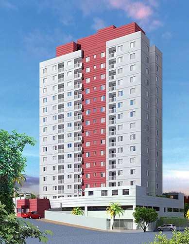 Apartamento, código 2408 em São Bernardo do Campo, bairro Planalto