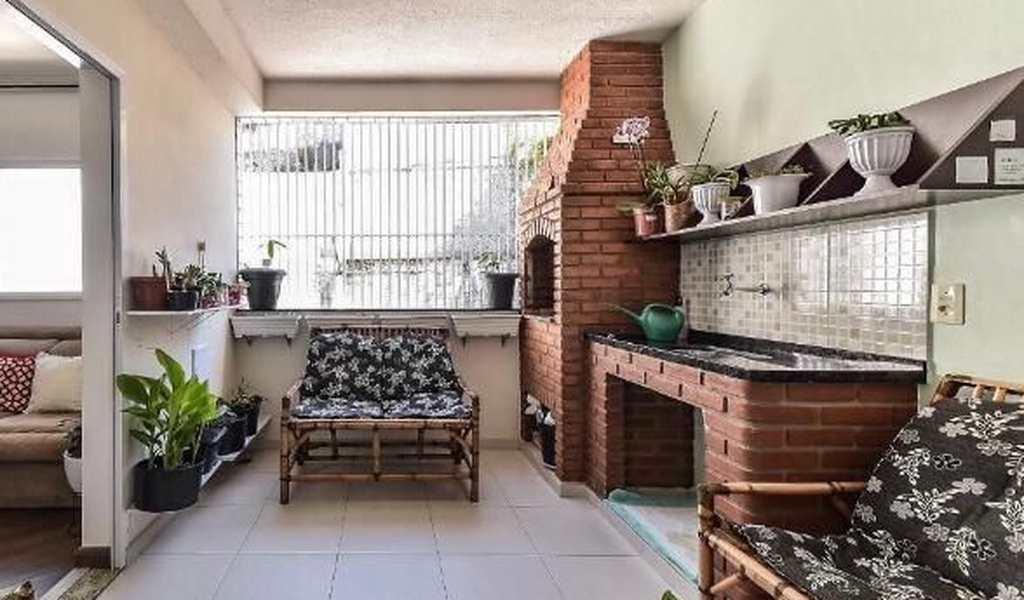 Apartamento em São Bernardo do Campo, bairro Vila Gonçalves