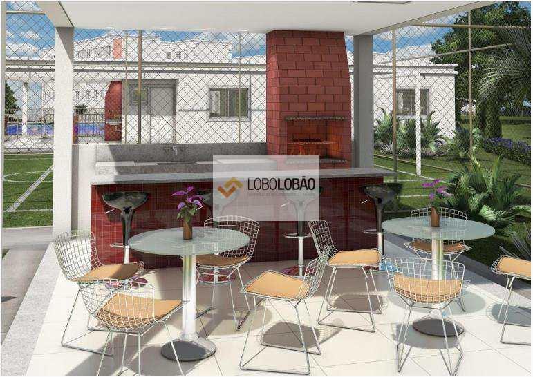 Apartamento em Taubaté, bairro Jardim Gurilândia