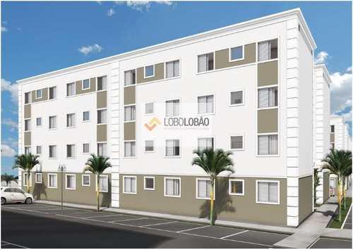 Apartamento, código 48 em Taubaté, bairro Jardim Gurilândia