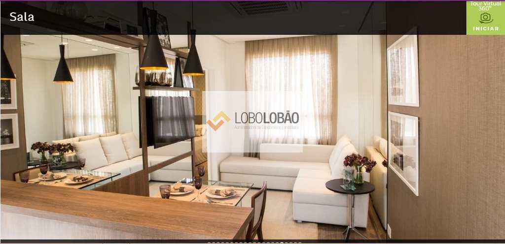 Apartamento em Taubaté, bairro Jardim dos Estados