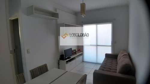 Apartamento, código 1 em Taubaté, bairro Vila das Jabuticabeiras
