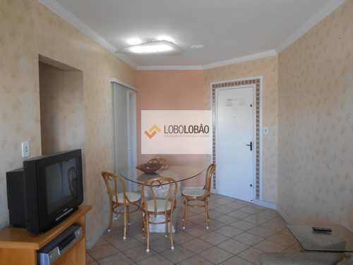 Apartamento, código 17 em Taubaté, bairro Centro