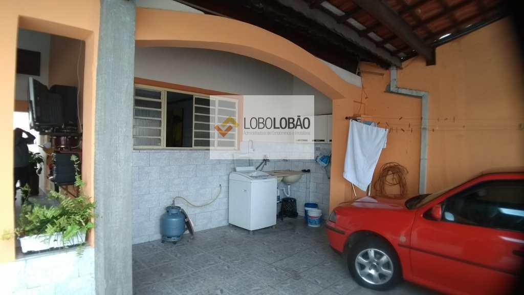 Casa em Taubaté, bairro Esplanada Independência