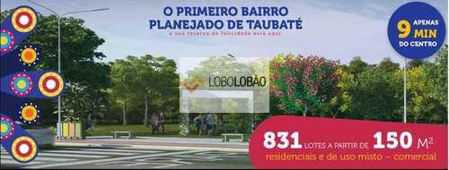 Loteamento, código 60 em Taubaté, bairro Vila Areao