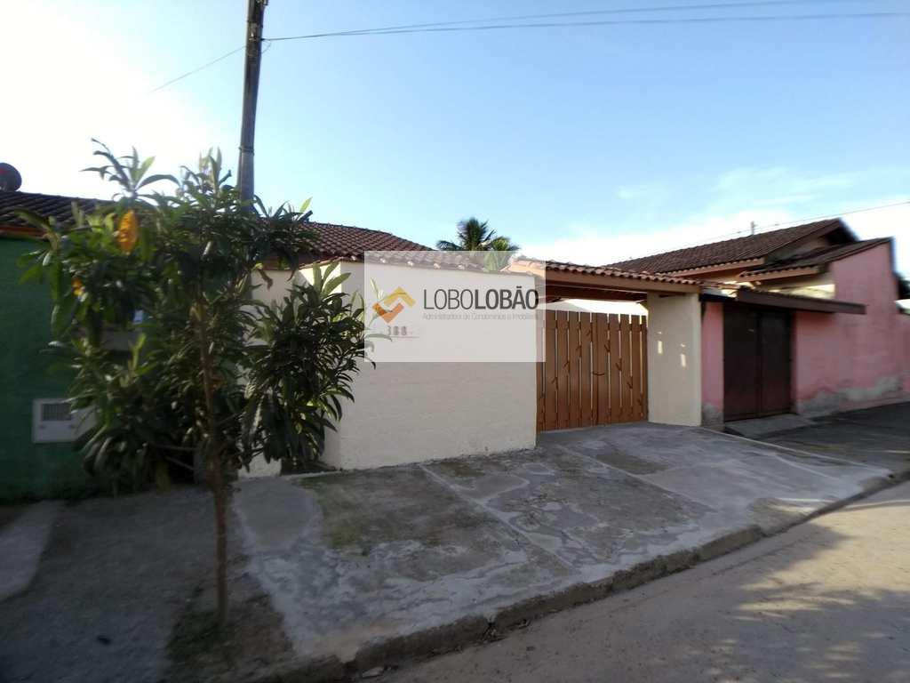 Casa em Ubatuba, bairro Jardim Carolina