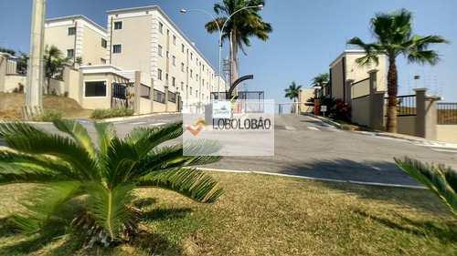 Apartamento, código 70 em Taubaté, bairro Parque Senhor do Bonfim