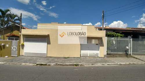 Casa, código 71 em Taubaté, bairro Jardim Independência