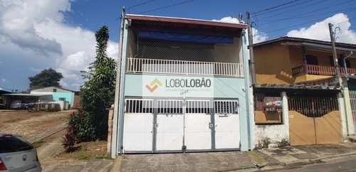 Sobrado, código 72 em Taubaté, bairro Chácara São Silvestre