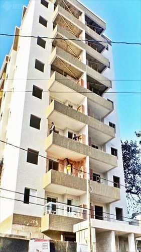Apartamento, código 628 em Praia Grande, bairro Mirim