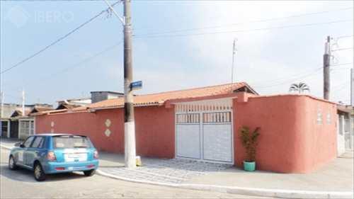 Casa, código 626 em Praia Grande, bairro Ocian