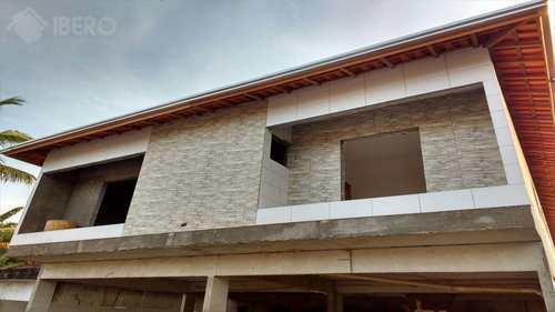 Sobrado, código 580 em Praia Grande, bairro Sítio do Campo