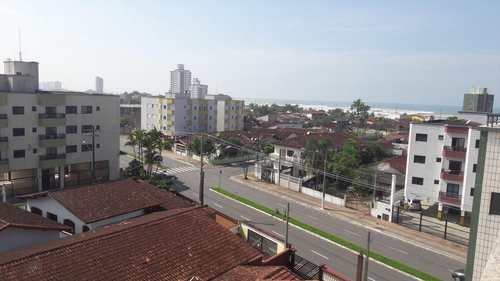 Apartamento, código 569 em Praia Grande, bairro Solemar