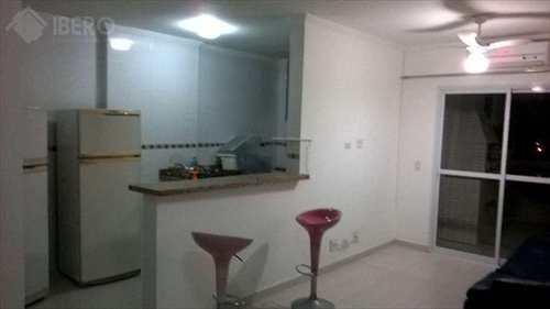 Apartamento, código 566 em Praia Grande, bairro Aviação