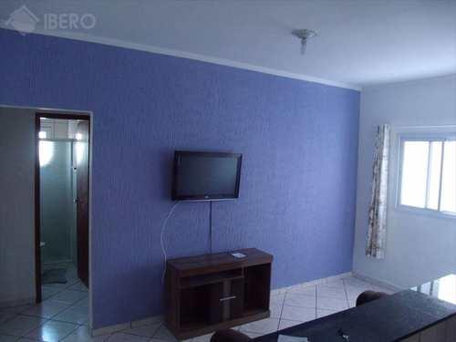 Apartamento, código 557 em Praia Grande, bairro Ocian