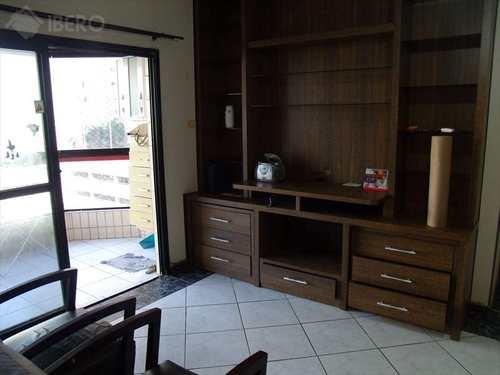 Apartamento, código 549 em Praia Grande, bairro Guilhermina