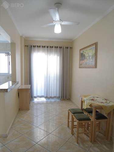 Apartamento, código 547 em Praia Grande, bairro Mirim