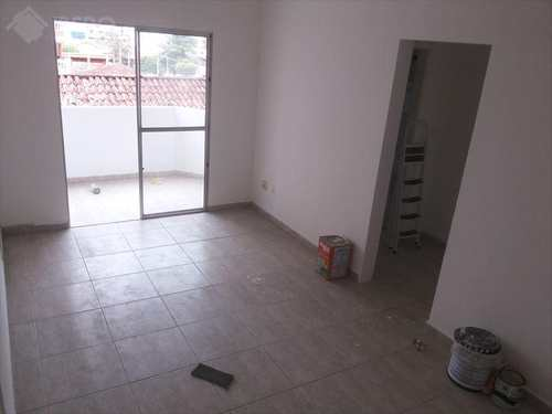 Apartamento, código 509 em Praia Grande, bairro Tupi