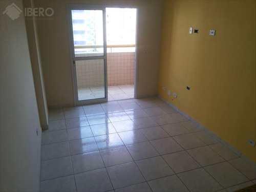 Apartamento, código 501 em Praia Grande, bairro Guilhermina