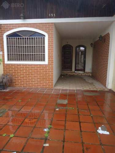 Casa, código 471 em Praia Grande, bairro Balneário Ipanema Mirim