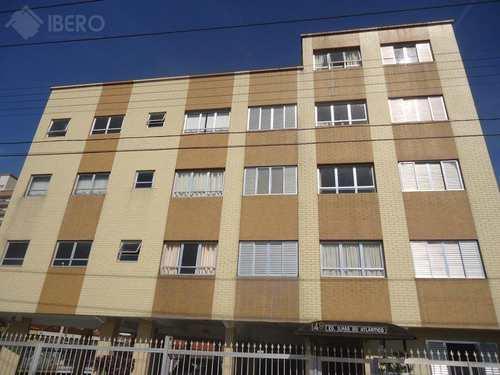 Apartamento, código 472 em Praia Grande, bairro Caiçara
