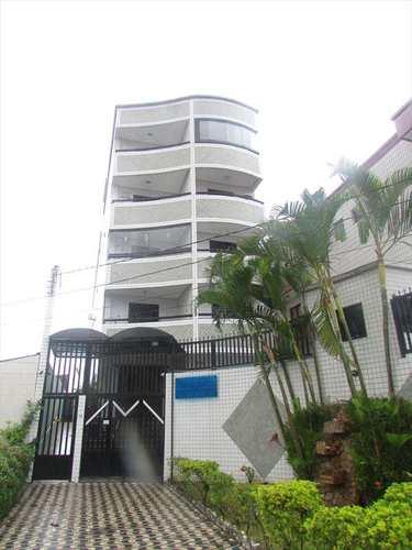 Apartamento, código 455 em Praia Grande, bairro Guilhermina