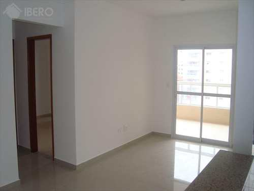 Apartamento, código 423 em Praia Grande, bairro Canto do Forte